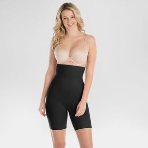 Assets by Spanx High Waist Mid-Thigh Shape